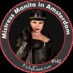 Mistress Manita in Amsterdam #142 - KinkyCast.com